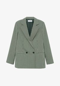 Mango - CHARLOTT - Manteau court - green - 4