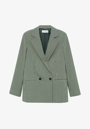 CHARLOTT - Short coat - green