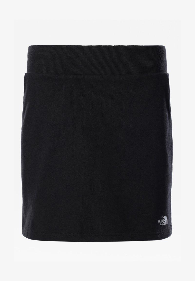 The North Face - G DREW PEAK LIGHT SKIRT - Mini skirt - tnf black
