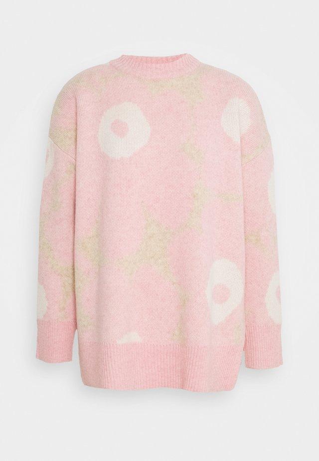 ONNEKAS UNIKKO - Maglione - light pink