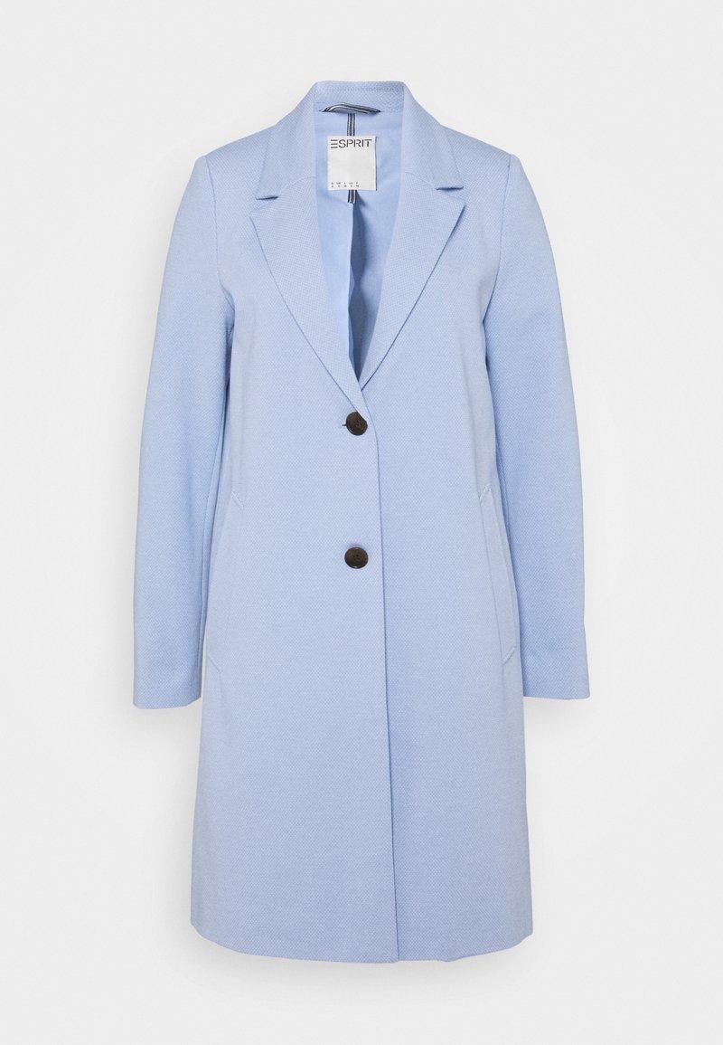 Esprit - Klasyczny płaszcz - pastel blue