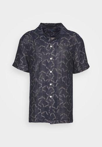 CAMP COLLAR - Košile - dark blue