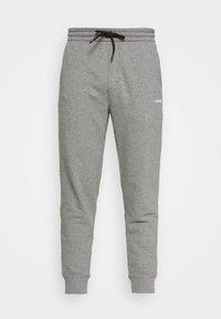 Calvin Klein - SMALL LOGO - Tracksuit bottoms - grey - 3