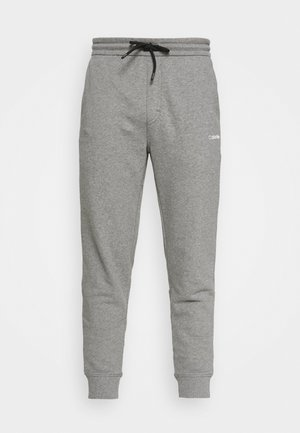 SMALL LOGO - Pantalon de survêtement - grey