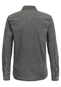 WE Fashion - Shirt - light grey - 3