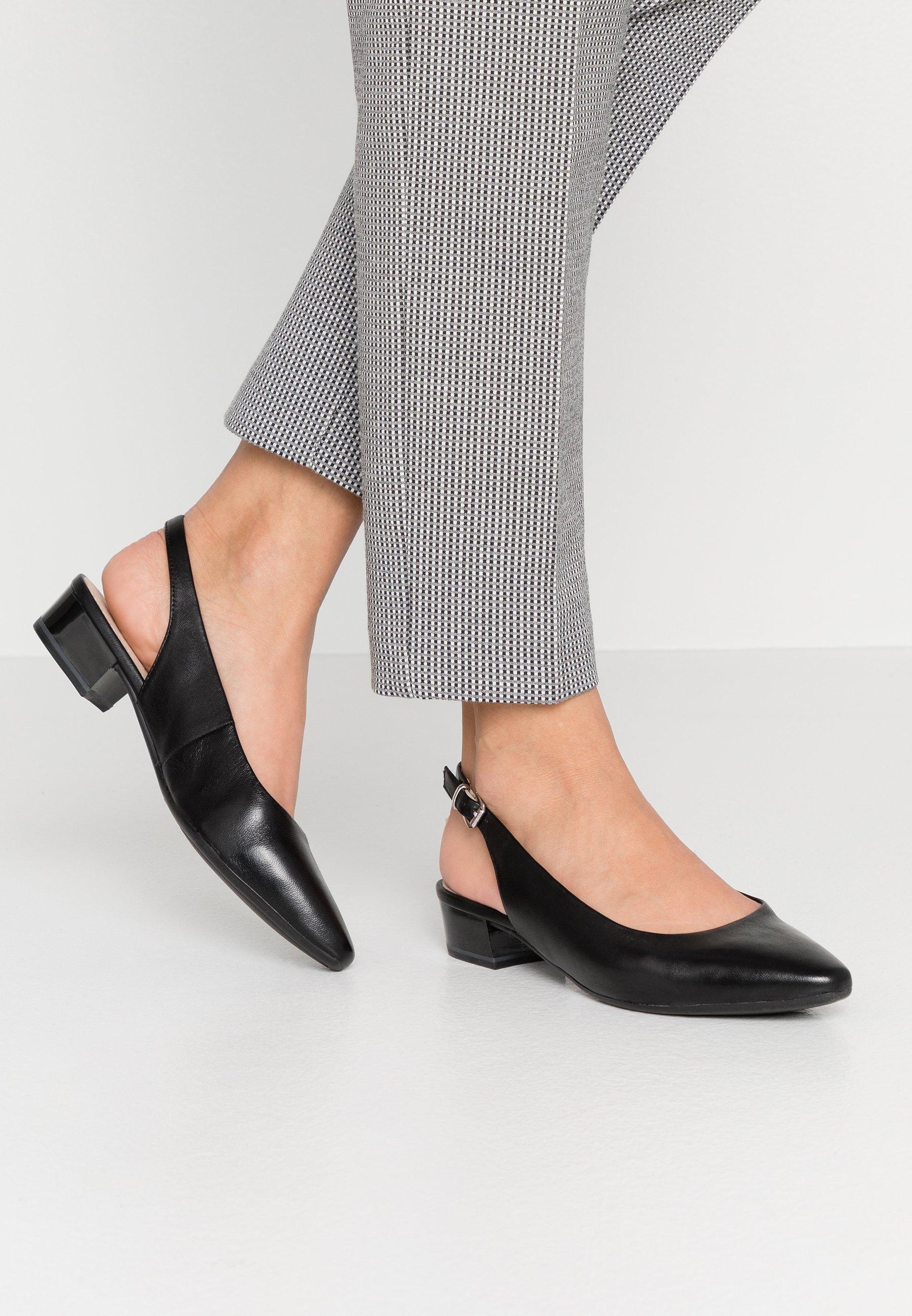 Caprice Escarpins - black - Chaussures à talons femme Classique