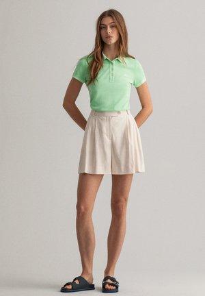 Polo shirt - pastel green