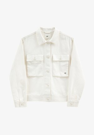 WM CLARK JACKET - Summer jacket - marshmallow