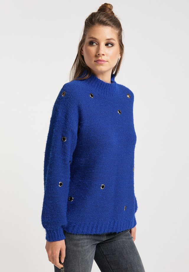 Maglione - blau