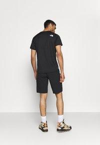 Haglöfs - RUGGED FLEX MEN - Outdoor shorts - magnetite/true black - 2