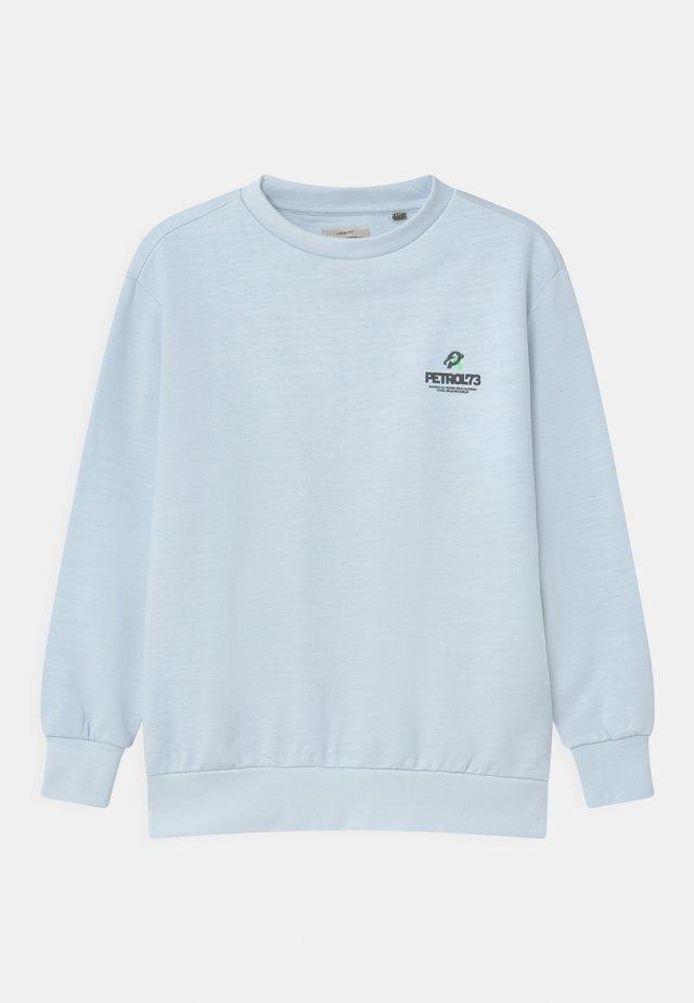 Sweatshirt - bleached aqua