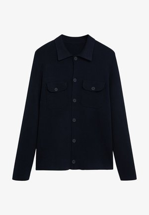 TOPCOAT - Shirt - marineblau