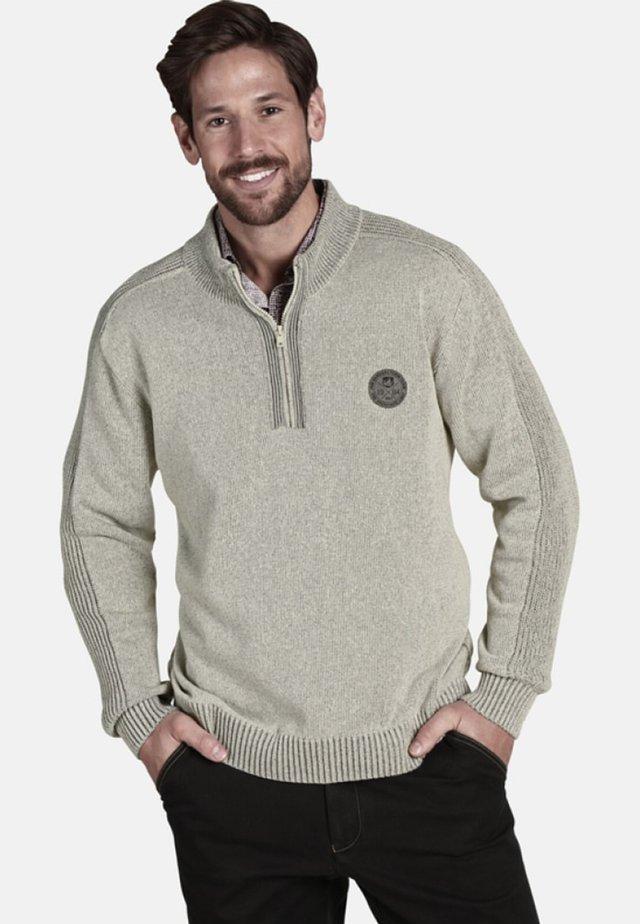 BENJAS - Pullover - beige
