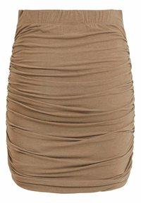 Object - Mini skirt - fossil - 5