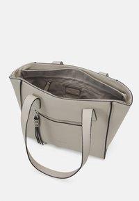 TOM TAILOR - KATHARINA - Tote bag - light grey - 2