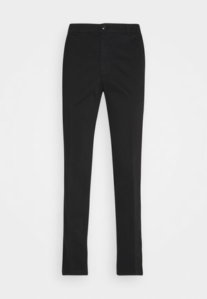 TRUMAN - Trousers - black