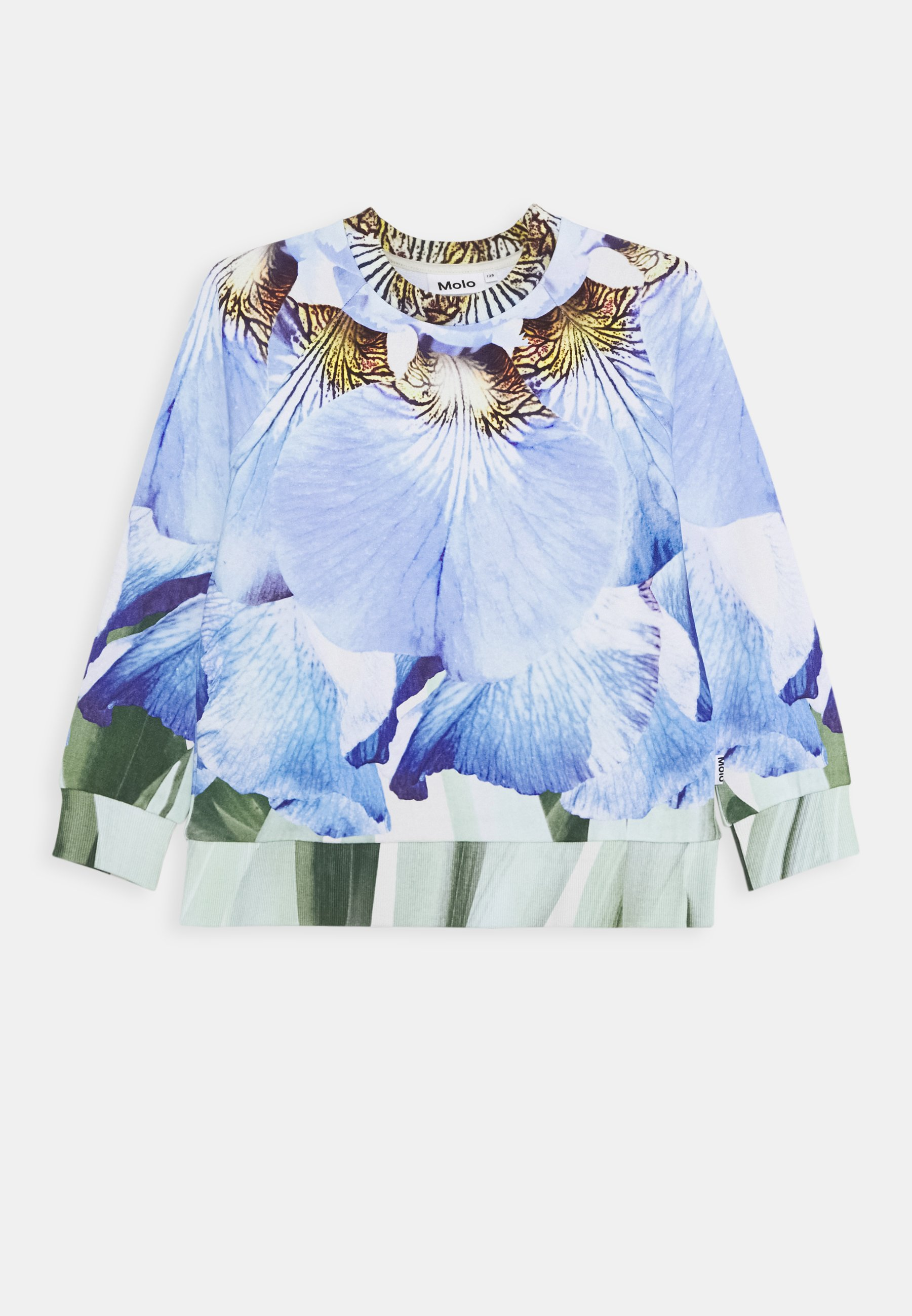 New Wholesale Molo MARINA - Sweatshirt - blue | kids's clothing 2020 FegPe