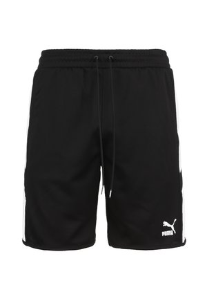 ICONIC - Shorts - black/white