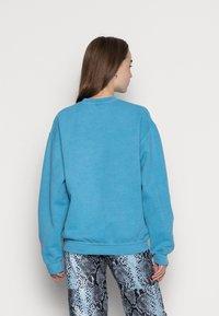 BDG Urban Outfitters - COLORADO SPRINGS CREWNECK - Sweatshirt - blue - 2