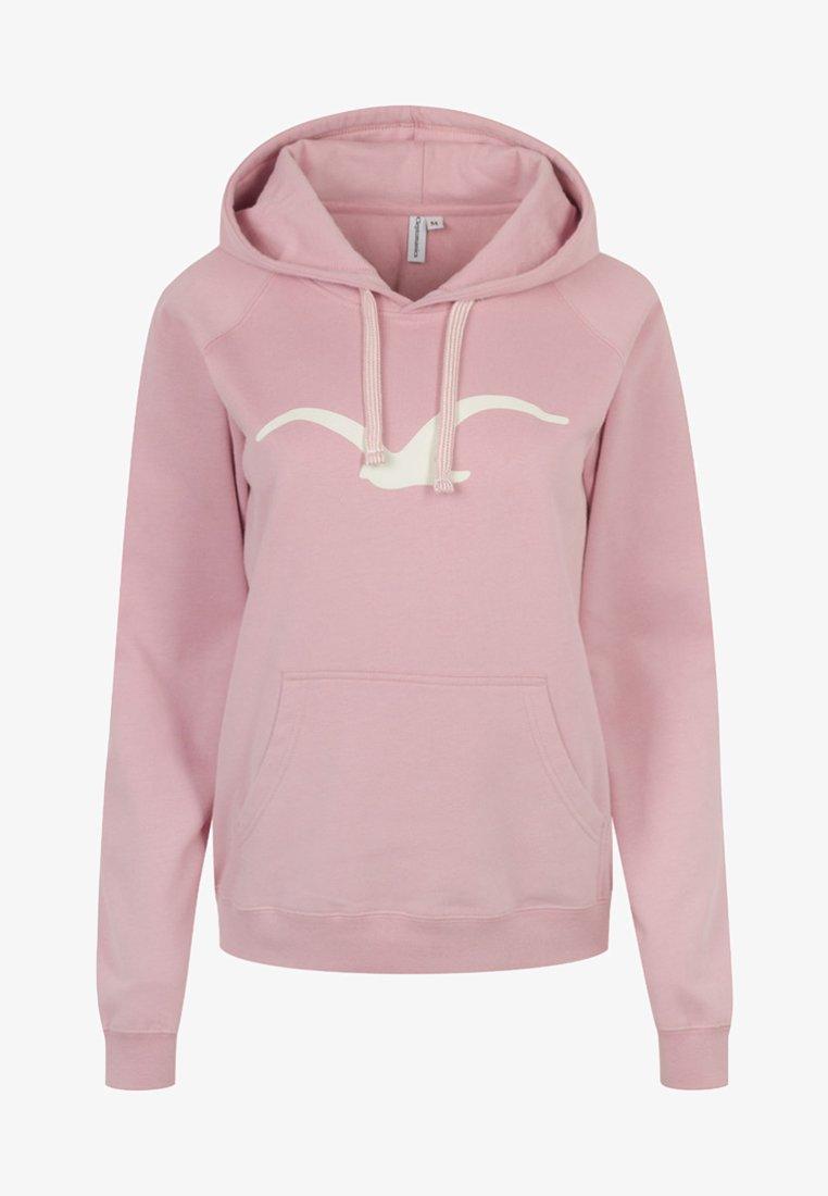 Cleptomanicx - Hoodie - light pink