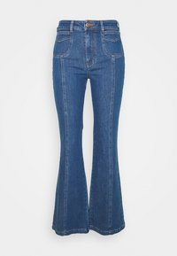 See by Chloé - Flared Jeans - truly navy - 4