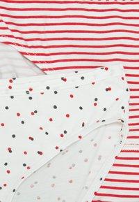 Sanetta - TEENS 2 PACK - Kalhotky - broken white - 3