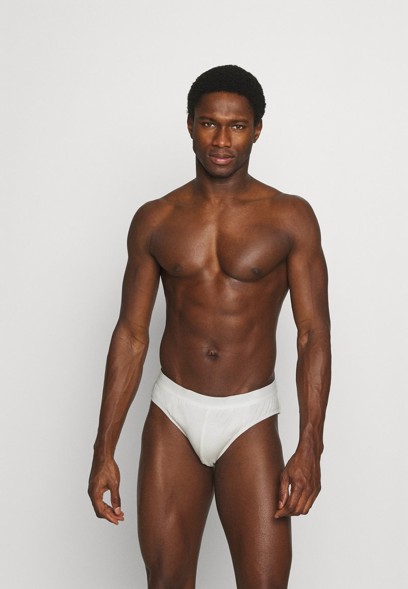 Pier One - 3 PACK - Briefs - offwhite