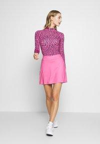 Cross Sportswear - SKORT SOLID - Spódnica sportowa - light pink - 1