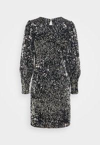 Pieces - PCDIZZIE DRESS - Cocktail dress / Party dress - black - 1