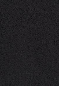 NA-KD - NA-KD X ZALANDO EXCLUSIVE - FLUFFY SWEATER - Strikkegenser - black - 6