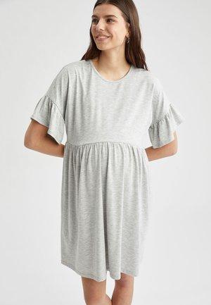 OVERSIZED - Day dress - grey