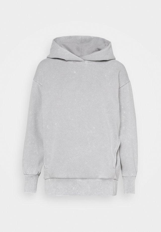 Collegepaita - medium grey