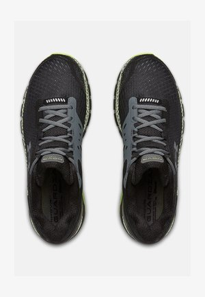 UA HOVR GUARDIAN - Neutral running shoes - black