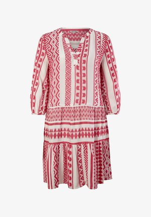 Day dress - white embroidery
