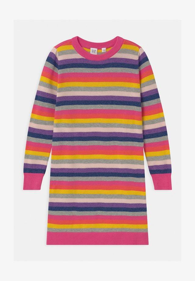 GIRL UNITY  - Jumper dress - multi-coloured
