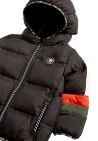 Next - BLACK COLOURBLOCK PADDED JACKET (3MTHS-7YRS) - Winterjas - black - 2