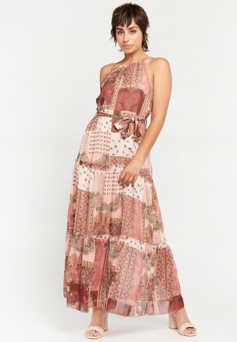 LolaLiza - Maxi dress - rust