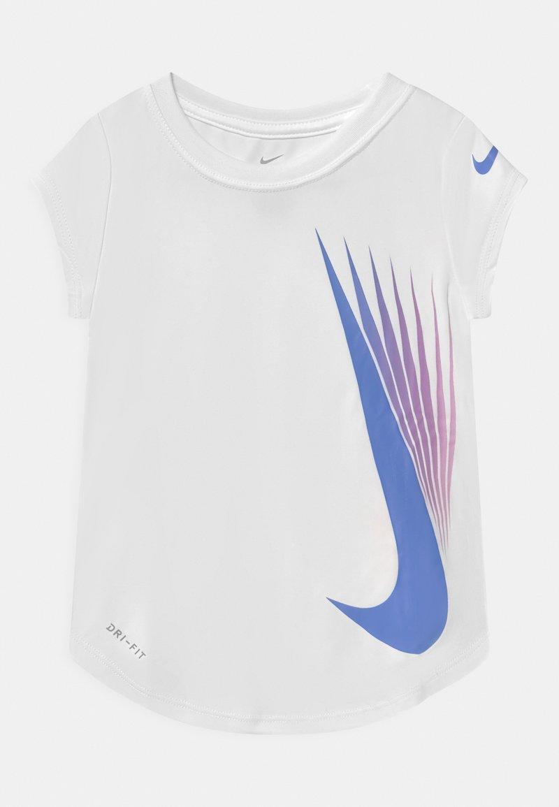 Nike Sportswear - 7 POINT - Print T-shirt - white