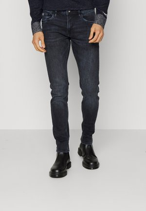 PIERS STRETCH - Jeans slim fit - stone blue denim