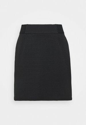 KATHIO - A-line skirt - noir