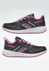 Reebok - SUPREME  - Neutral running shoes - black - 5