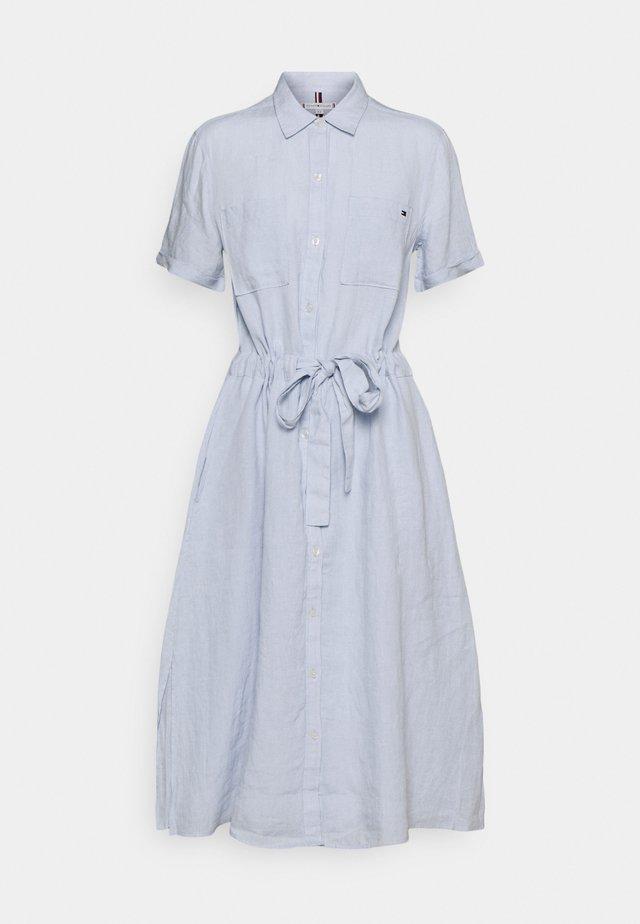 ABO DRESS - Korte jurk - breezy blue