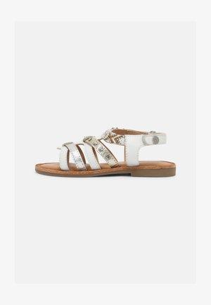 CANTON - Sandals - blanco