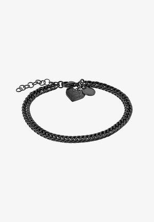 BROKEN HEART  - Armband - schwarz
