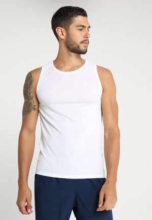 CREW NECK SINGLET ACTIVE LIGHT - Camiseta interior - white