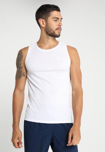 CREW NECK SINGLET ACTIVE LIGHT - Undershirt - white