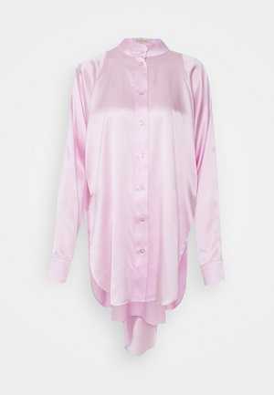 DETACHABLE SCARF SHIRT - Overhemdblouse - violet
