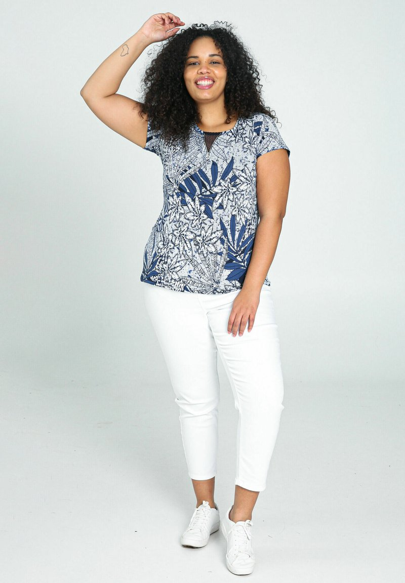 Paprika - Print T-shirt - marine