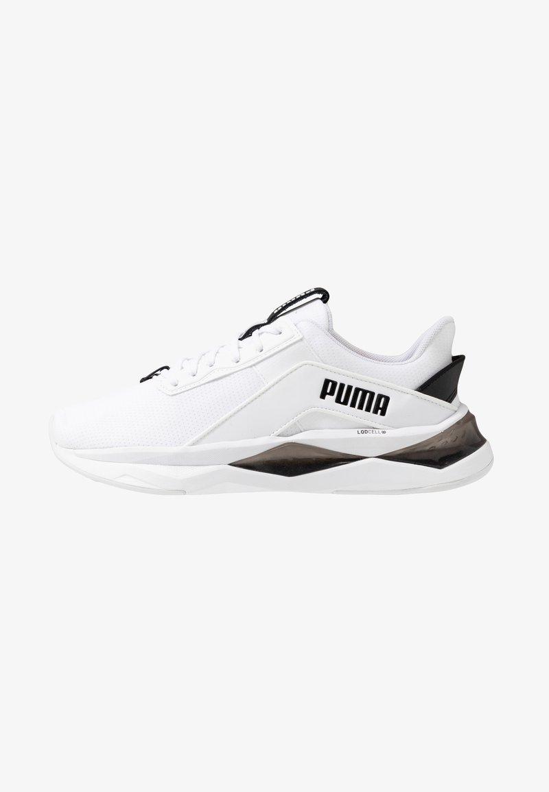 Puma - LQDCELL SHATTER XT GEO - Trainings-/Fitnessschuh - white/black