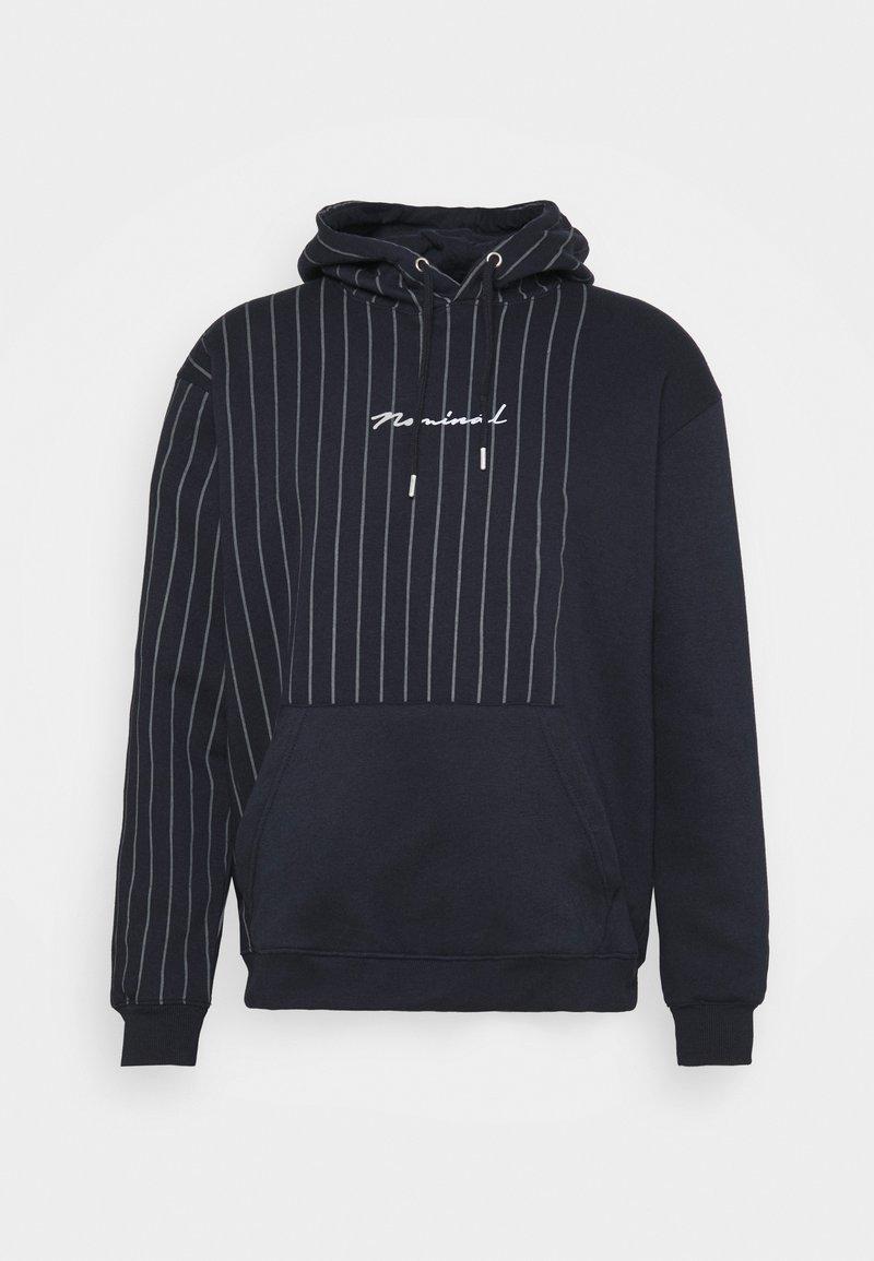 Nominal - HOODIE - Sweatshirt - navy